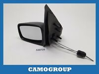 Left Wing Mirror Left Rear View Rl FORD Fiesta 1996 1999 80110