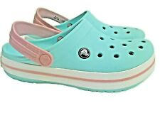 Crocs Crocband Clog beach water Comfortable Slip on Casual Water Shoe Womens 10