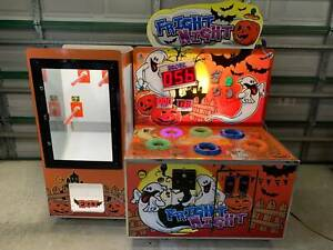 Fright Night Arcade Skilltester