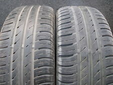 2x Sommerreifen Continental Conti Contact 3  185/60 R14 82T
