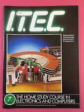 I. T. Decir C 1980's Electrónica & Ordenador Tecnología Revista - Part 7