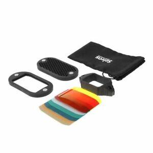 Selens Magnetic Honeycomb Grid Spot Filter Set for Nikon Canon Speedlite Flash