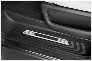 Edelstahl Innenraum Einstiegsleisten für Mercedes V-Klasse Vito W447