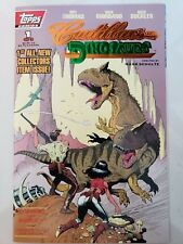 CADILLACS AND DINOSAURS: BLOOD AND BONES #1-3 (1994) TOPPS FULL COMPLETE SERIES!