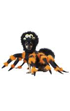 Spider Pup Novelty Funny Halloween Dog Pet Fancy Dress Costume