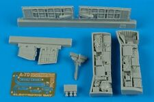 Aires 1/48 A-7D Corsair II electronic bay for Hasegawa kit # 4350
