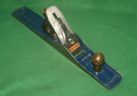 Antique Record No 7 Fore Woodworking Plane Ca 1956-59 Made in England Inv#MD01