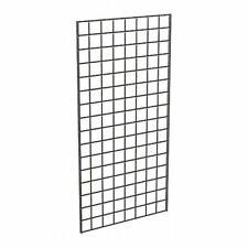 Econoco P3Blk24 Wire Grid Panel 2 ft. x 4 ft., Black, 3Pk