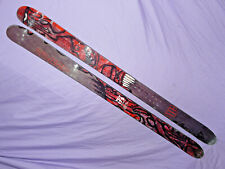 4FRNT Vincent Dorian VCT 175cm All-Mountain Powder Alpine SKIS no bindings ❆