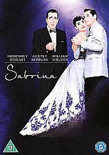 Sabrina Dvd Audrey Hepburn Brand New & Factory Sealed
