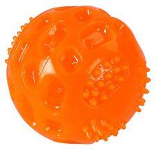 Kerbl Ball ToyFastic Squeaky, 7.5 cm, Orange