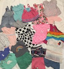 Toddler Girl Clothes 18M Lot 20 Pieces Dress Blouse Shorts Tshirts Legging