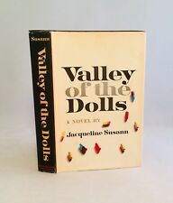 Valley of the Dolls-Jacqueline Susann-First/1st Book Club Edition-1966-Very Rare