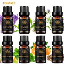 Ätherische Öle Set, Duftöle für Diffuser und Aromatherapie,8 Verschiedene Aromen