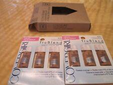 CoverGirl TruBlend Liquid Makeup Sample in #420  MEDIUM /DEEP   ~ LOT OF TWO
