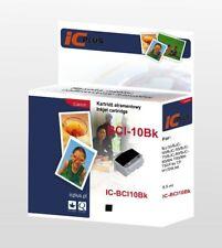 CARTUCCIA di inchiostro nero Compatibile con Canon BCI-10BK compri bn-700c bn-750c BJ-30