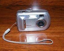 """Kodak EASYSHARE (CX7300) Silver 1.6"""" Screen 3.2 MP Digital Camera w/ Wrist Strap"""