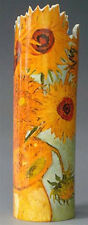 VINCENT VAN GOGH Sunflowers Ceramic Flower Vase flower art Post Impressionism