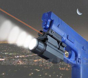 Laser Sight Tactical Light Combo for Springfield Beretta Ruger Taurus Pistol etc