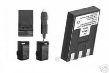 NB-3L NB3L Battery + Charger for Canon SD10 SD20 SD100 SD110 SD500 SD550