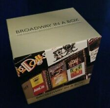 Broadway In A Box (24 Cds) 2012, Sony Music