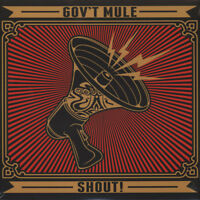 Govt Mule - Shout! (180g 4LP Vinyl Box, Gatefold) 2013 Provogue / PRD74061 NEU!