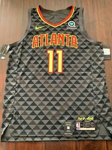 FILWS Men/'s Basketball Jersey-Trae Young-Atlanta Hawks#11 jersey Sportswear T-shirt Embroidered Mesh Basketball Swingman Jersey