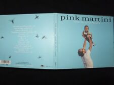 CD PINK MARTINI / HANG ON LITTLE TOMATO /