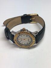 Bulova Ladies Two Tone Quartz Stainless Steel Watch
