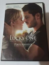 The Lucky One (DVD, 2012, Canadian French). Zac Efron. Taylor Schilling