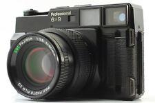[NMint Count:72] Fuji Fujica GW 690 Pro Medium Format 6x9 EBC 90mm f/3.5 Japan