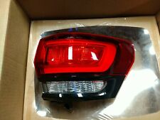 2014-19 Jeep Grand Cherokee-Tail Light Assembly Right 68142942 black OEM