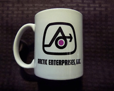 Reproduction Vintage Arctic Cat Arctic Enterprises Snowmobile Logo Coffee Mug