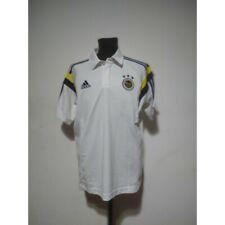 Fenerbahce white polo Adidas Climalite Size L