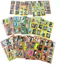Star Wars Trading Cards Vintage Lot 1970-80s Han solo luke obi wan Vader 312 Pcs