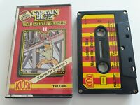 Captain Blitz und seine Freunde Alarm für Strecke 7 KIOSK Kassette Cassette MC