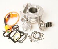 Performance cylinder Piston kit 100cc 50mm  Kawasaki KFX 90 90cc 4 Stroke Kymco