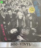 THE BIRDHOUSE ~BURNIN' UP LP Nr VINYL RECORD GARAGE ROCK  EX+ Con