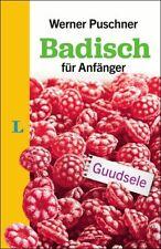NEU: Langenscheidt BADISCH für Anfänger - Kommunikationshilfe für Baden