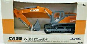 Ertl 1/50th Case CX210D Excavator Construction