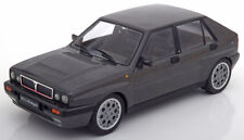 Triple 9 1990 Lancia Delta HF Integrale 16V Grey Metallic 1/18 Scale New Release