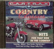 CAR TRAX - COUNTRY CLASSICS FOR THAT RIDE IN THE COUNTRY - CD - NEW