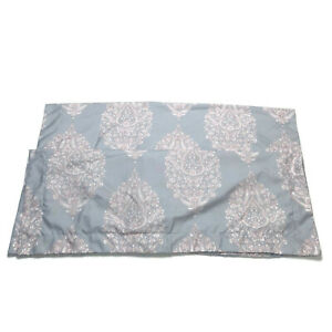 Pink Gray/Grey Standard 100% Polyester Pillowcase Shams Bedroom Decor Bedding