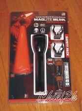 3rd GENERATION MAGLITE ML50L SAFETY PACK 2-C LED Flashlight Maglight 490 LUMENS
