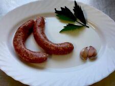 1 kg Bratwurst Wurst vom Highland Jungbullen grillen kochen köstlich
