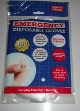 100 Pack Light Weight Multi Purpose Hand Gloves Kitchen Cooking Cleaning Wear