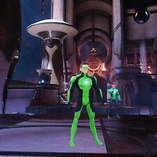 GREEN LANTERN 2011 Movie action figure (GL 17) BLADE ATTACK Hal Jordan