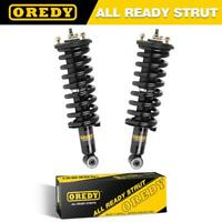 (2) Front Complete Struts & Coil Spring Assemblies For Nissan Pathfinder 05-12
