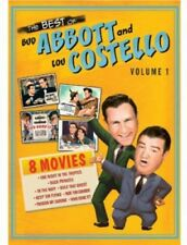 The Best of Bud Abbott and Lou Costello: Volume 1 [New DVD] Boxed Set, Full Fr