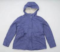 Craghoppers Womens Size 8 Blue Waterproof Jacket